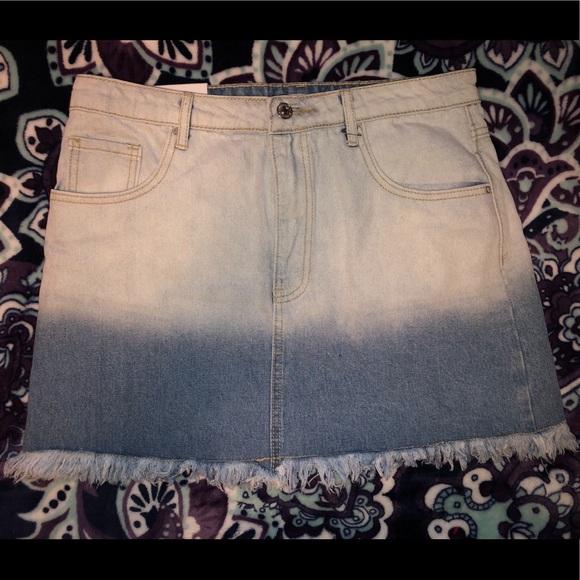 Forever 21 Dresses & Skirts - Denim Skirt
